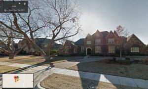 rich texas neighborhood